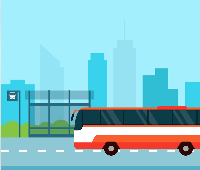 Цена билета на автобус