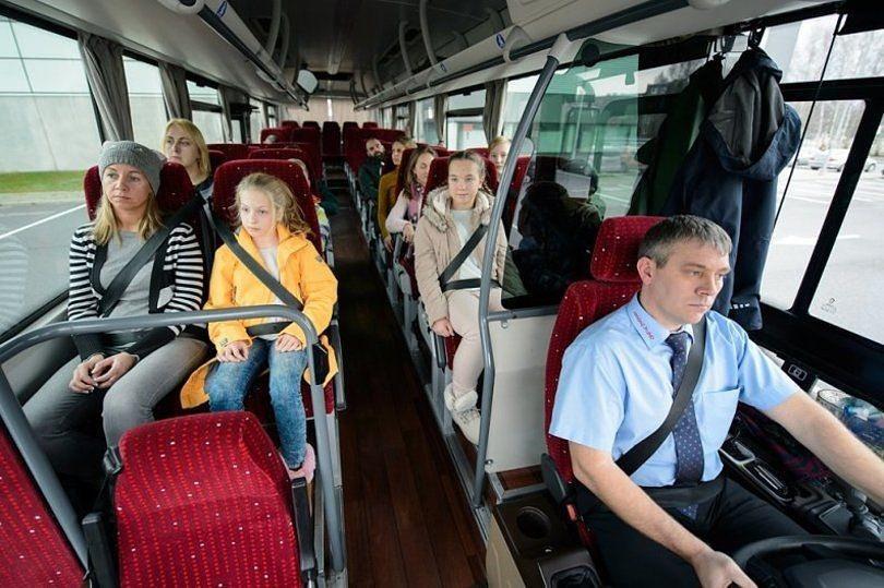 правила организованной перевозки детей автобусами